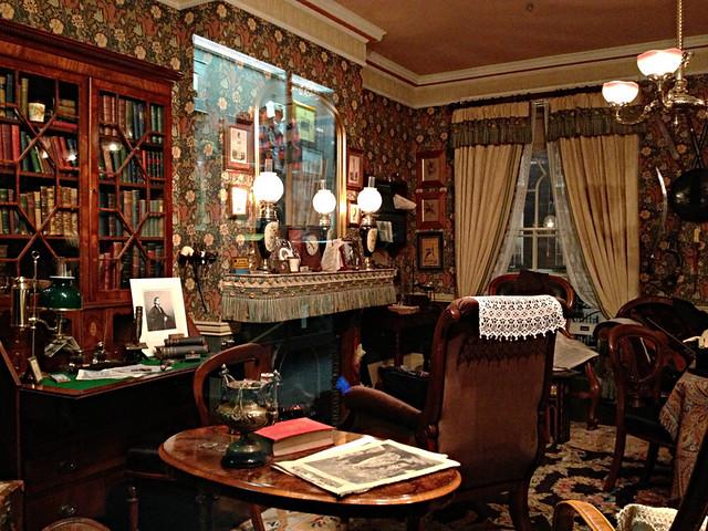221B Baker Street, Sherlock Holmes Museum, Meiringen, Switzerland