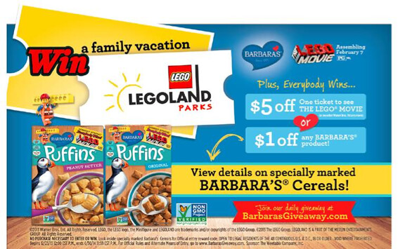 Barbaras giveaway