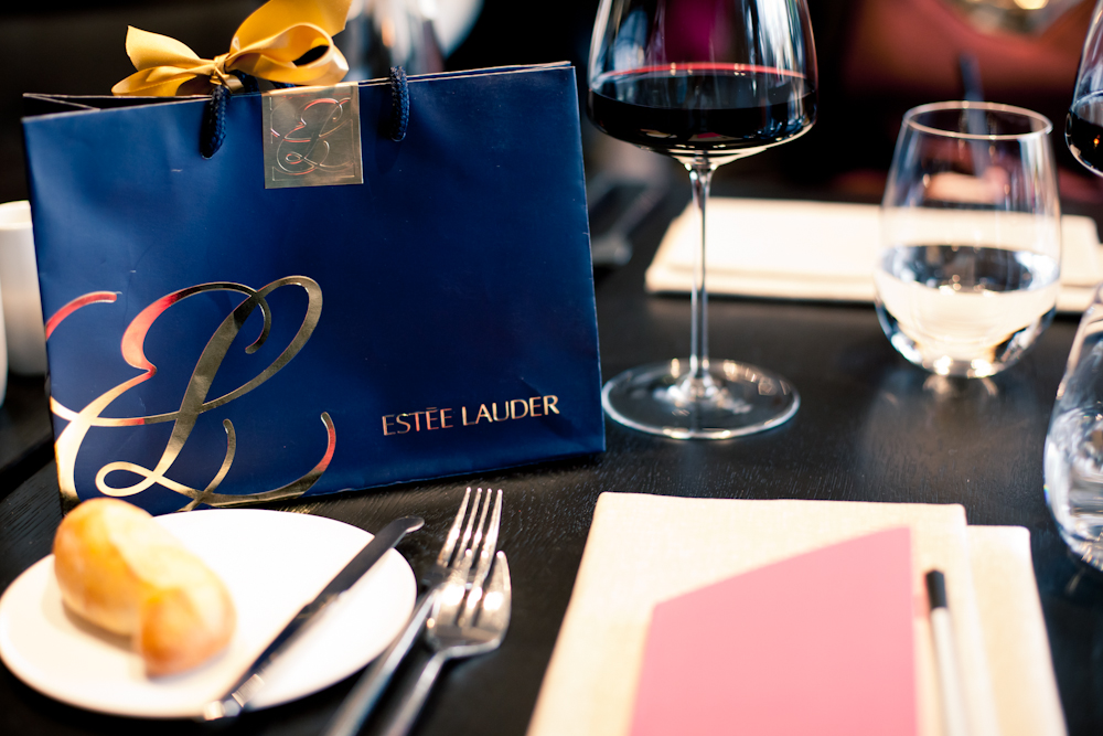 Estée Lauder x It-Girl fashion lunch