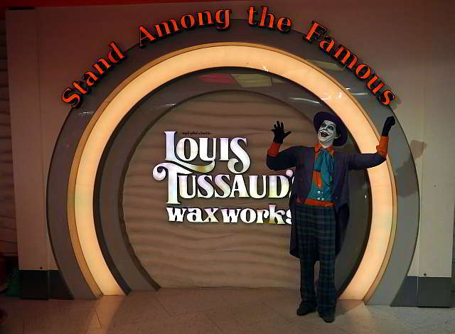Louis Tussauds Waxworks, Royal Garden Plaza, Pattaya