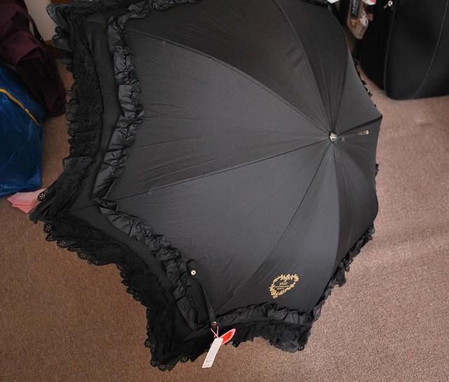 BTSSB black umbrella 1