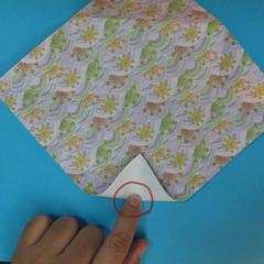 สอนวิธีพับกระดาษเป็นช้าง (แบบของ Fumiaki Kawahata) 012