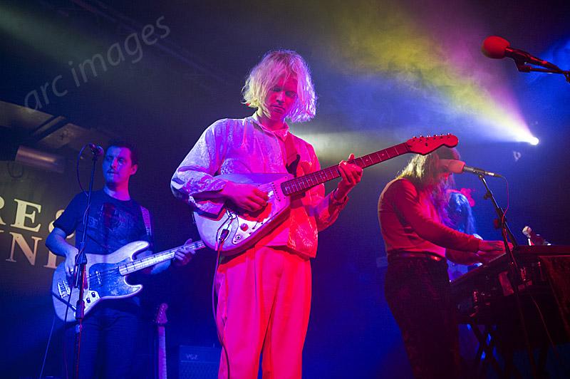 Connan Mockasin @ Hare & Hounds, Birmingham, 23-02-14