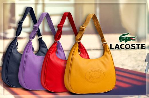Lacoste Hobo Bag  fdc9a3c5d9933
