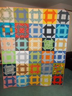 Siblings Together Block Drive - Quilt 2