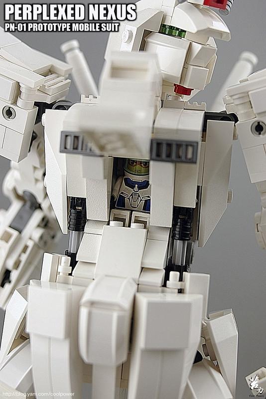 0018 LEGO GUNDUM TYPE-PN-01