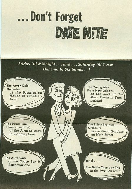 1960 Disneyland Happiest Show on Earth 05 - Don't Forget Date Nite