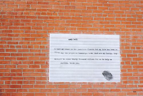 BMoCA wall