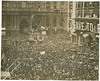 First News of Peace! Confetti thrown by happy crowds. Liberty sings. Flags waved. Nov. 11-1918. by Library Company of Philadelphia