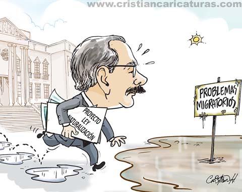 El problema migratorio