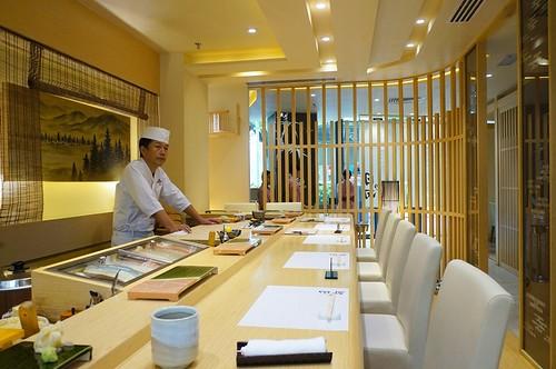 sushi hinata - best sushi sashimi japanese restaurant KL-008