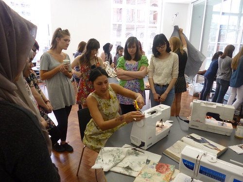 Make Do and mend Sewing Class