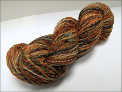 Monarch handspun