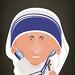 Madre Teresa de Calcutá by Maria Luziano
