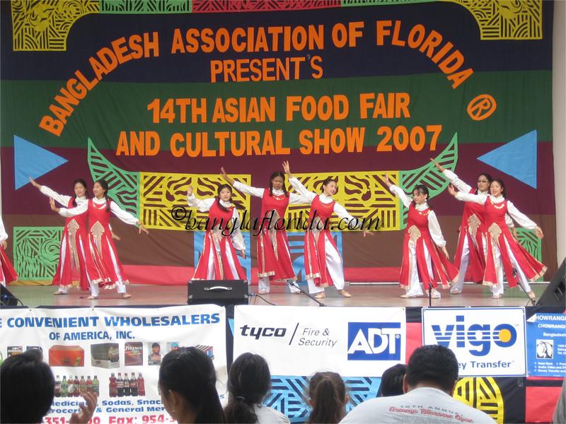 asian food fair and cultural show
