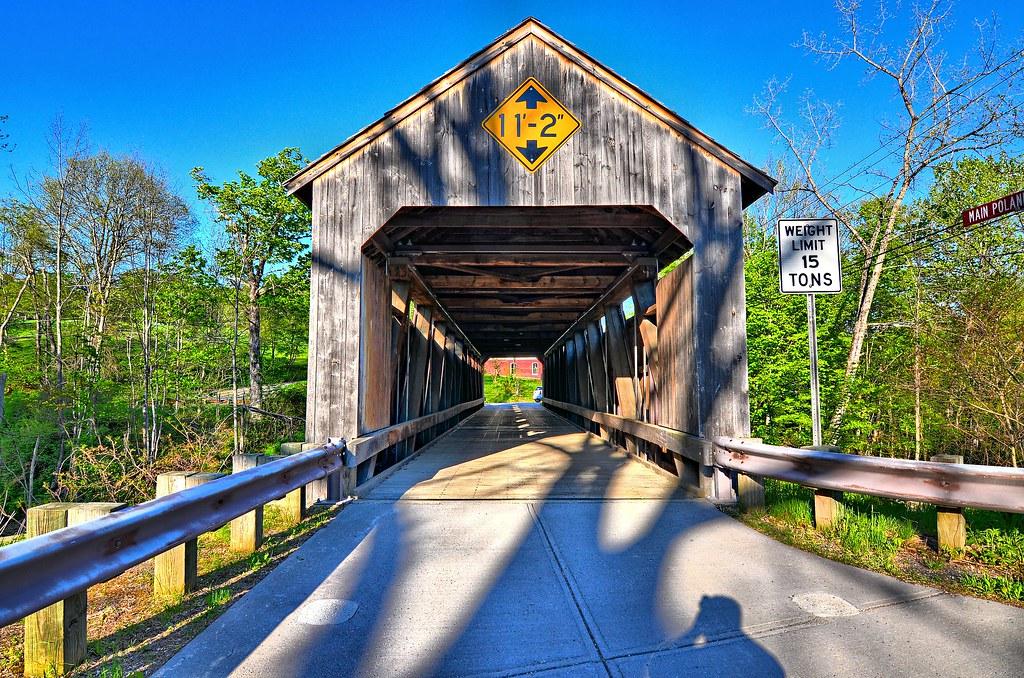 Burkeville Covered Bridge