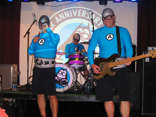 aquabats, the aquabats, the aquabats boston