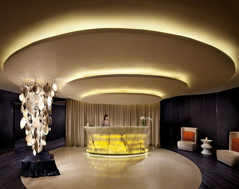 The Ritz Carlton Hong Kongspa
