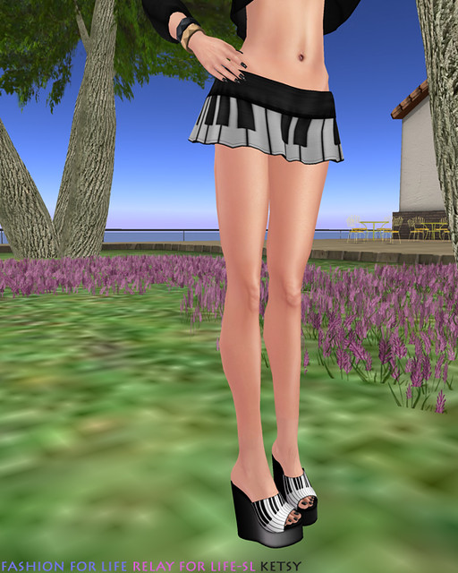 The Sound Of Music - Fashion For Life, Relay For Life of Second Life