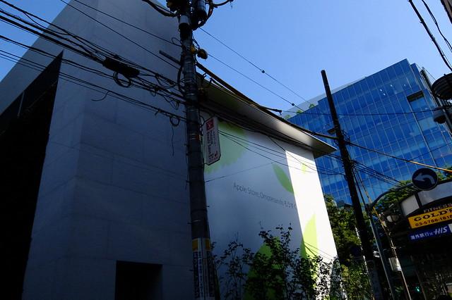 Apple Store, Omotesando