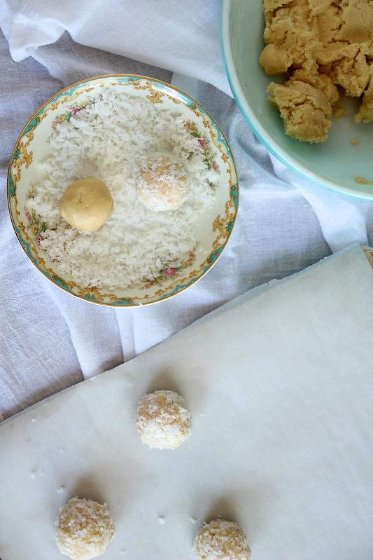 Cocodoodles: Coconut Snickerdoodles