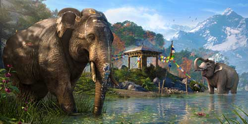 Far Cry 4 behind the scene trailer released