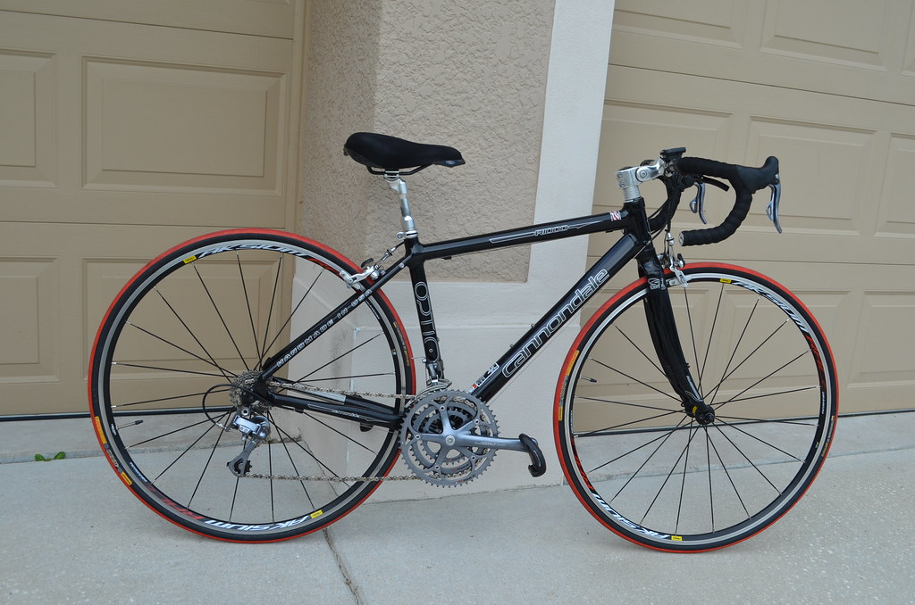 cannondale r1000 optimo tampa bike trader