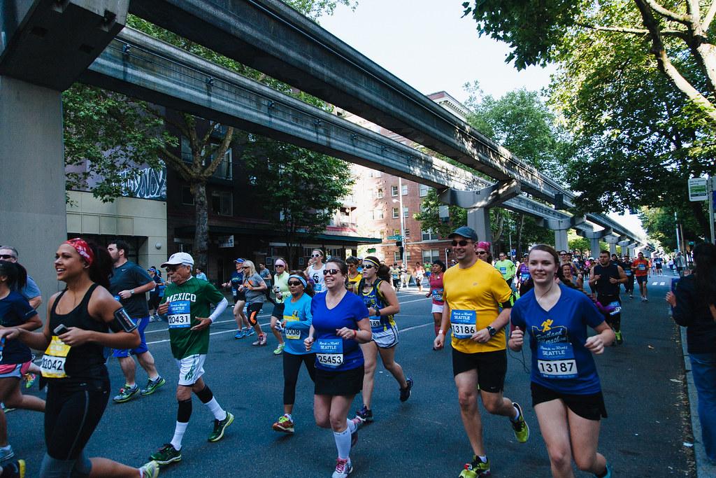 Rock 'n' Roll Marathon 06