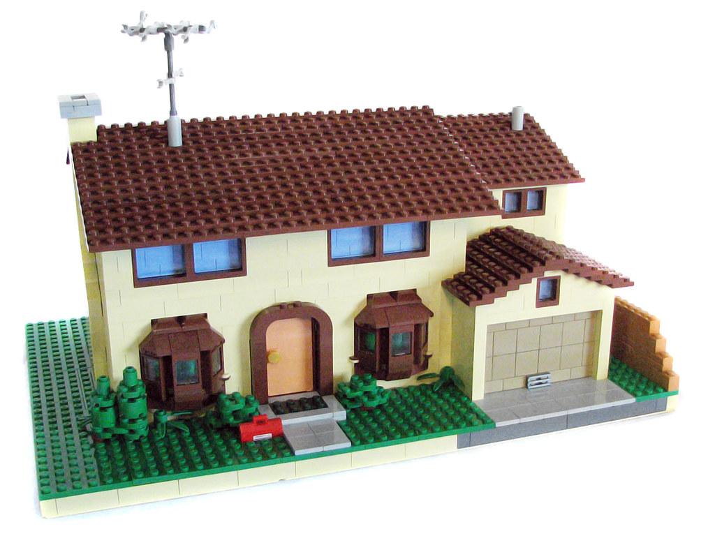 Simspon's House