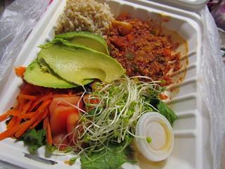 Vegan Special at Ruffage