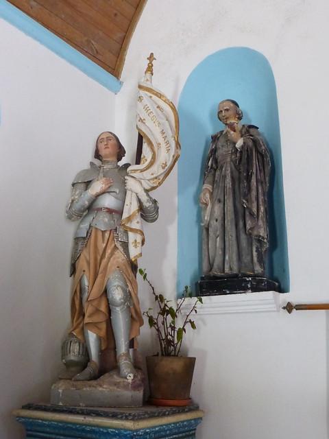123 Ste-Jeanne d'Arc et St-Jean Eudes, Notre-Dame de Consolation, Vesly