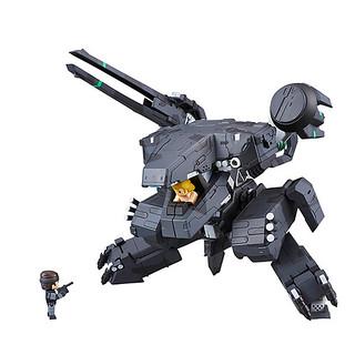 VARIABLE ACTION D-SPEC 《潛龍諜影》メタルギアREX Metal Gear REX (Black.Ver)【宮澤模型流通限定】