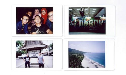 A short stay in Mataram, Lombok