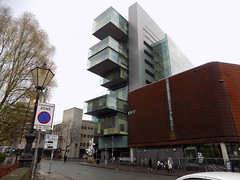 The Modern Design of the Manchester Civil Justice Centre