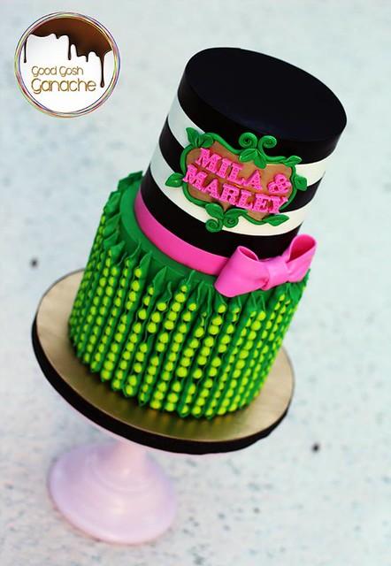 Cake by Good Gosh Ganache