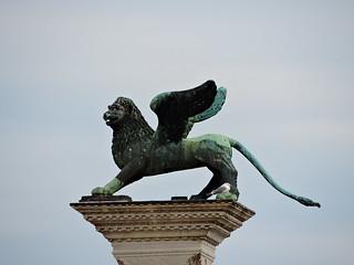 Obrázek Colonna di San Marco. βενετία ヴェネツィア venice venezia