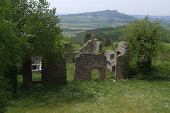 Within Hohentwiel Fortress, 19.05.2012.
