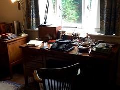 George Bernard Shaw's Study