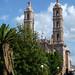 San Luis Potosí. Iglesia de Guadalupe.