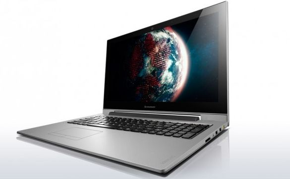 Lenovo IdeaPad на Haswell