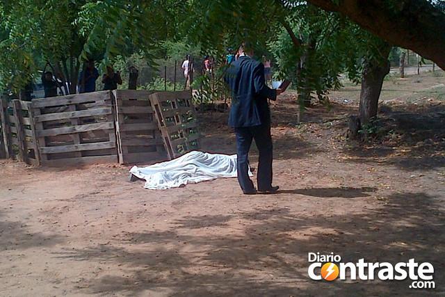 Doble homicidio en San Isidro