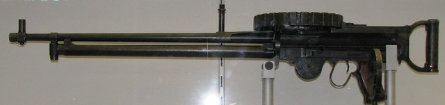 UHC0376 - Weaponry - WWII - Japanese - 7.7mm Type 92 - Aircraft Machine Gun - 1932