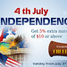 Amantel independence day offer by Amantel