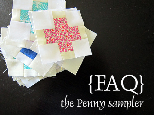 {FAQ} for the Penny Sampler