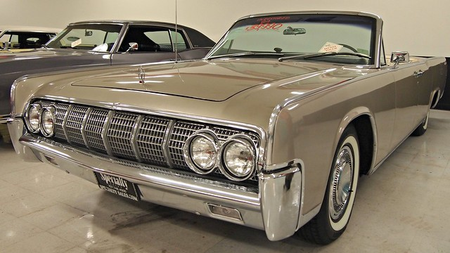 1964 lincoln continental 4 door convertible 1 flickr. Black Bedroom Furniture Sets. Home Design Ideas