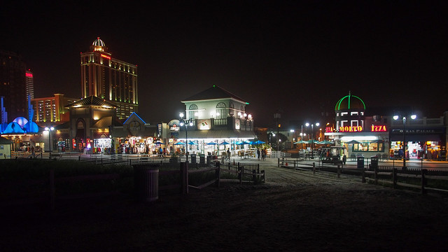 賭城  Atlantic city|New Jersey
