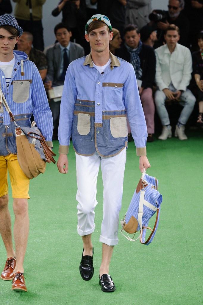 SS14 Paris Junya Watanabe035_Pawel Binczak(fashionising.com)