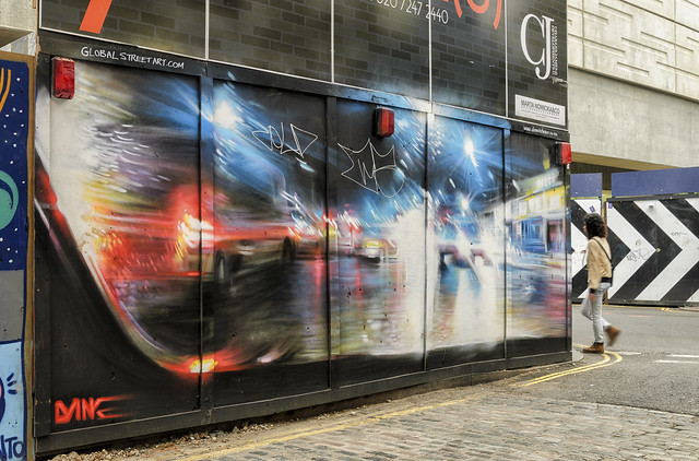 Dan Kitchener street art -