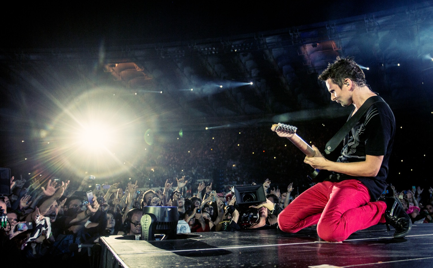 MUSE : FILM_Muse - Live At Rome Olympic Stadium (2013)