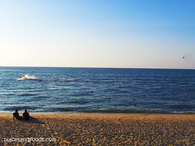 parkroyal penang batu ferringhi beach